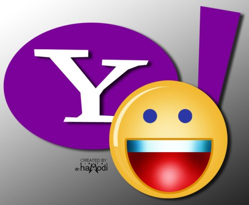 Yahoo_Messenger_Logo_by_drDIGITALhamodi